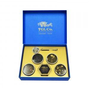 Buy TGL Co. Impassioned Indulgence Tea Gift Box - Nykaa