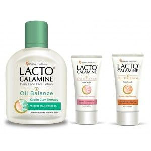 Buy Lacto Calamine Regime Combo - Combination To Normal Skin - Nykaa