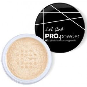 Buy L.A Girl HD Pro Setting Powder - Nykaa