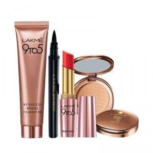 Buy Lakme Lucky Lips Combo - Nykaa