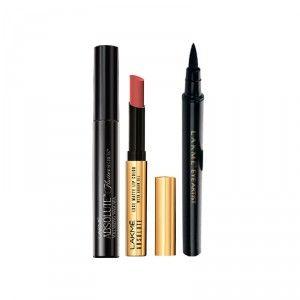 Buy Lakme Lip Love Glam Eye Combo - Nykaa
