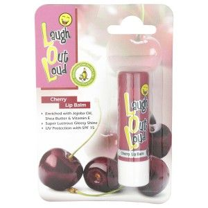 Buy Laugh Out Loud Cherry Lip Balm - Nykaa
