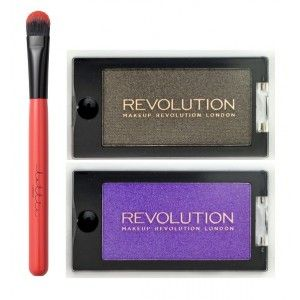 Buy Makeup Revolution Beauty Lies in Eyes Combo - Nykaa