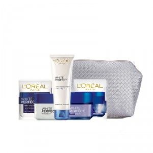 Buy L'Oreal Paris Brightening/Whitening Skin Regime - Nykaa