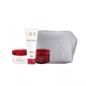 Buy L'Oreal Paris Anti Aging Skin Regime - Nykaa