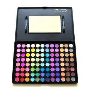 Buy MIB Eye Shadow Palette P-96-Plain - Nykaa