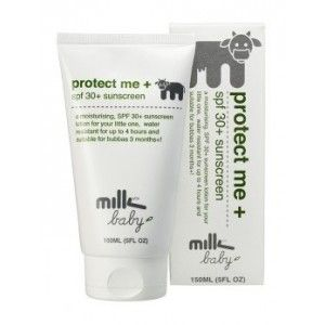 Buy Milk & Co. Protect Me + SPF 30+ Sunscreen - Nykaa