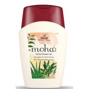 Buy Moha Herbal Shower Gel - Nykaa