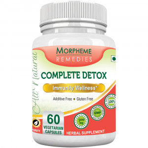 Buy Morpheme Remedies Complete Detox For Immune Defense - 500mg Extract - Nykaa