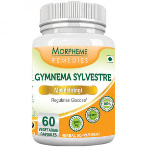 Buy Morpheme Remediess Gymnema Slyvestre (Meshshringi) - Anti-Diabetic - 500mg Extract - Nykaa