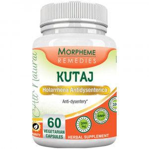 Buy Morpheme Remedies Kutaj Capsules - Anti Dysentery - 500mg Extract - Nykaa
