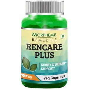 Buy Morpheme Remedies Rencare Plus for Kidney & Urinary Support - 500mg Extract - Nykaa
