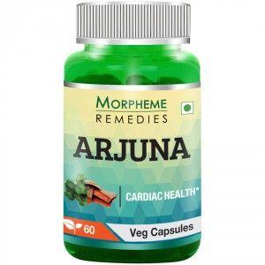 Buy Morpheme Remedies Terminalia Arjuna Cardiac Support - 500mg Extract - Nykaa