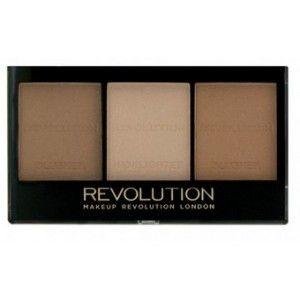 Buy Makeup Revolution Ultra Sculpt & Contour Kit - Nykaa