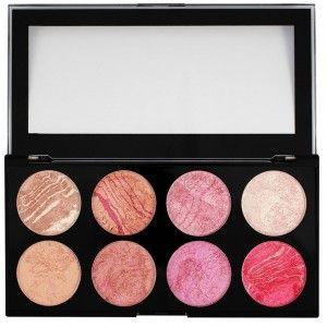 Buy Makeup Revolution Blush Palette - Blush Queen - Nykaa