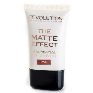 Buy Makeup Revolution Matte Foundation - Nykaa
