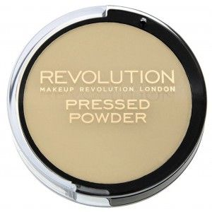 Buy Makeup Revolution Pressed Powder - Translucent - Nykaa