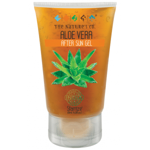 Buy The Nature's Co. Aloe Vera After Sun Gel - Nykaa