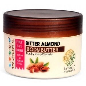 Buy The Nature's Co. Bitter Almond Body Butter - Nykaa