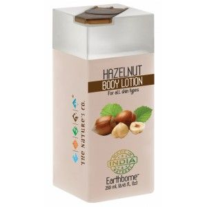 Buy The Nature's Co. Hazelnut Body Lotion - Nykaa