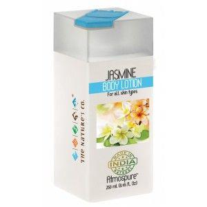 Buy The Nature's Co. Jasmine Body Lotion - Nykaa