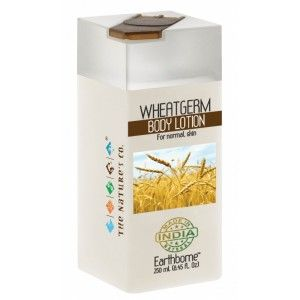 Buy The Nature's Co. Wheat Germ Body Lotion - Nykaa