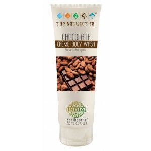 Buy The Nature's Co. Chocolate Creme Body Wash - Nykaa