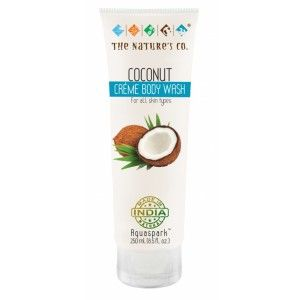 Buy The Nature's Co. Coconut Creme Body Wash - Nykaa
