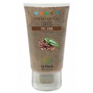 Buy The Nature's Co. Coffee Face Scrub - Nykaa