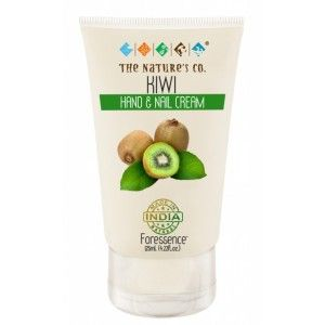Buy The Nature's Co. Kiwi Hand And Nail Cream - Nykaa