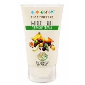 Buy The Nature's Co. Mixed fruit Cleansing Cream - Nykaa