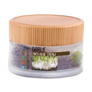 Buy The Nature's Co. Garlic Anti-Acne Cream - Nykaa