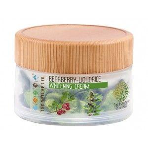 Buy The Nature's Co. Bearberry - Liquorice Whitening Cream - Nykaa
