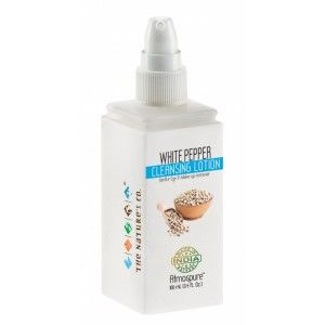 Buy The Nature's Co. White Pepper Cleansing Lotion - Nykaa