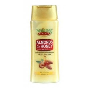 Buy Nature's Essence Almond & Honey Body Lotion - Nykaa