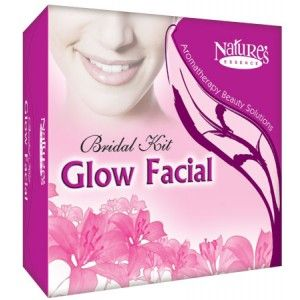 Buy Nature's Essence Bridal Kit Glow Facial - Nykaa