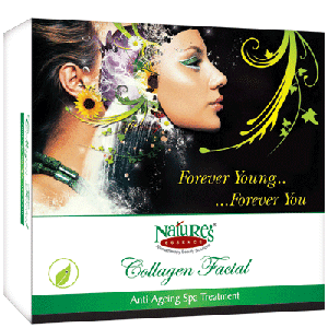Buy Nature's Essence Collagen Anti Ageing Spa Treatment - Nykaa