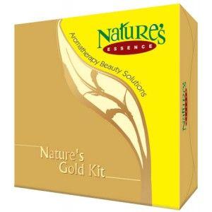 Buy Nature's Essence Gold Kit - Nykaa