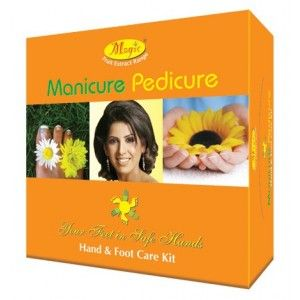 Buy Nature's Essence Manicure Pedicure Hand & Foot Care Kit - Nykaa