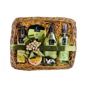 Buy Natural Bath & Body Joyful Baskets - 1 - Nykaa