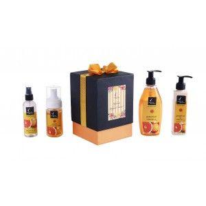 Buy Natural Bath & Body Refreshing Grapefruit Vitamin C - Nykaa