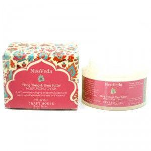 Buy NeoVeda Ylang Ylang And Shea Butter Moisturizing Cream - Nykaa