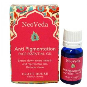 Buy NeoVeda Anti Pigmentation Face Essential Oil - Nykaa