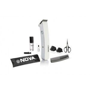 Buy Nova NHT 1047 Pro Skin Advance Trimmer (White) - Nykaa