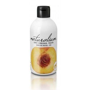 Buy Naturalium Peach Shampoo And Conditioner - Nykaa
