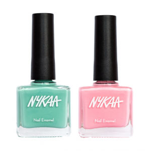 Buy Nykaa With That Summer Dress Nail Enamel Combo - Nykaa