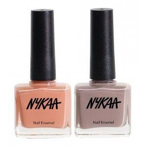 Buy Nykaa Take It Or Its Gone Nail Enamel Combo - Nykaa