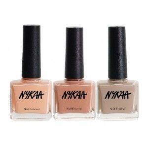 Buy Nykaa Picnic Date Nail Enamel Combo - Nykaa