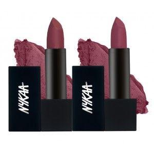 Buy Nykaa Spice Spice Baby Lipstick Combo - Nykaa