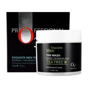 Buy O3+ Exquisite Men Ocean Tan Wash (300gm) - Nykaa